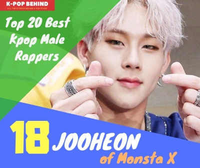 Jooheon of Monsta X