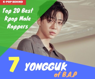 Bang Yongguk of B.A.P
