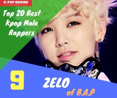 Zelo of B.A.P
