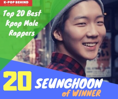 Lee Seunghoon of WINNER