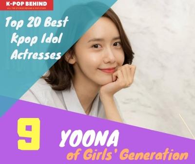 Yoona of Girls' Generation