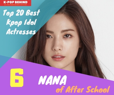 Nana of After School