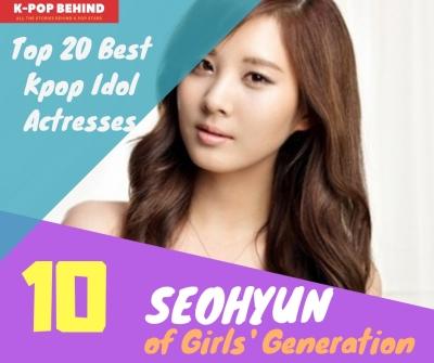 Seohyun of Girls' Generation
