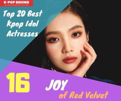 Joy of Red Velvet