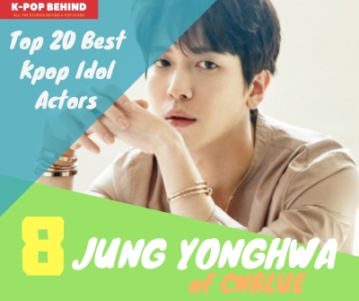 Jung Yonghwa of CNBLUE